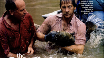 Catfish men in field and stream magazine