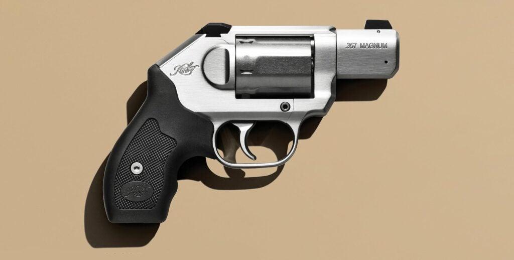 The Kimber K6s revolver