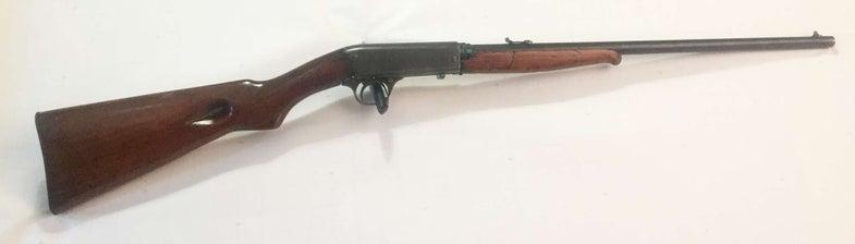 remington model 24 rifle