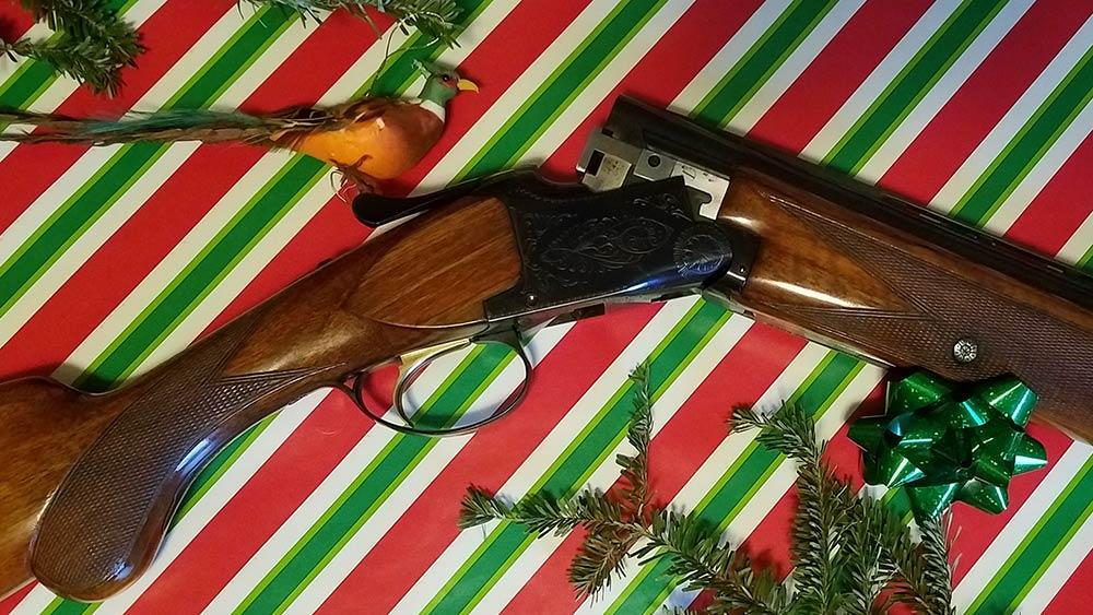browning superposed 20 gauge shotgun