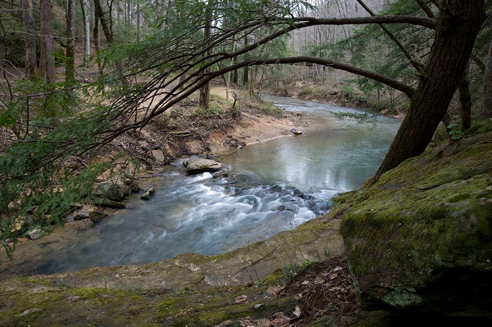 sipsey fork bend river