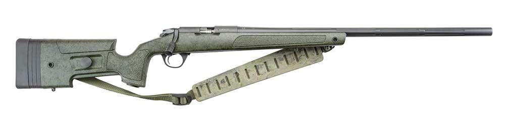 cva paramount muzzleloader rifle