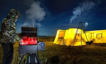 The Essential Gear for a Wall-Tent Hunting Camp
