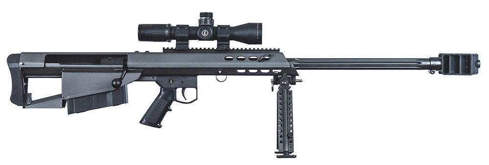 barrett model 95 rifle