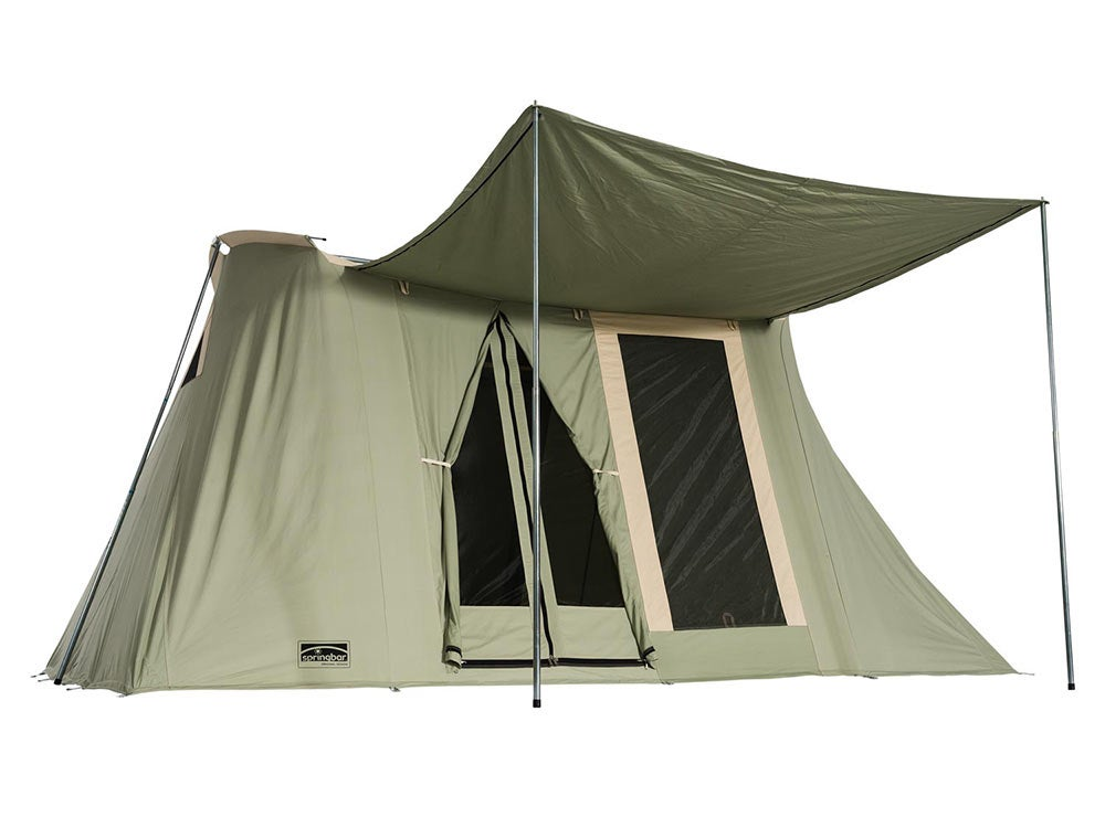 springbar highline 6 person canvas tent