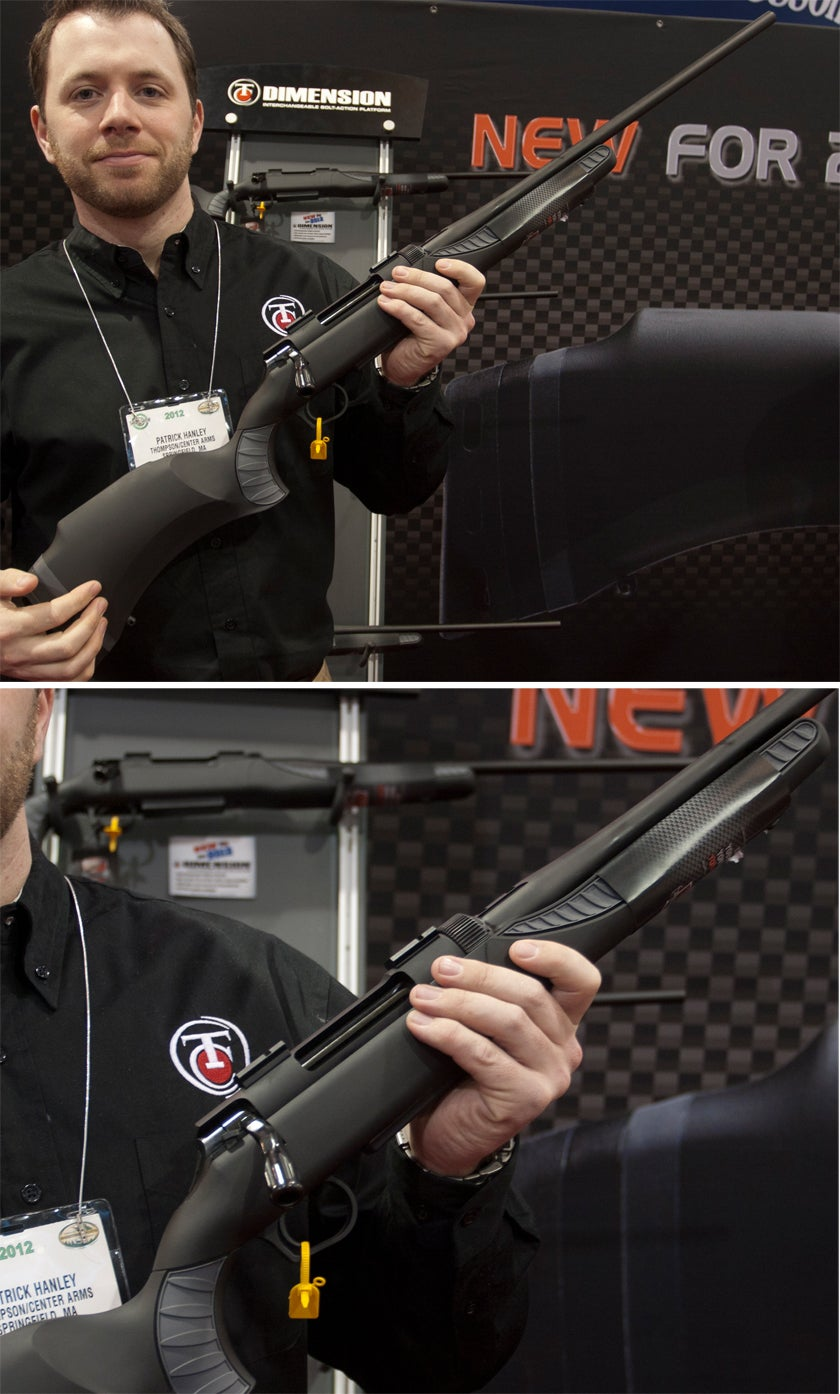 The Best New Rifles of 2012