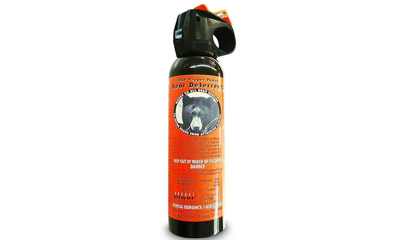 Essential Gear: Bear Spray in Grizzly Country