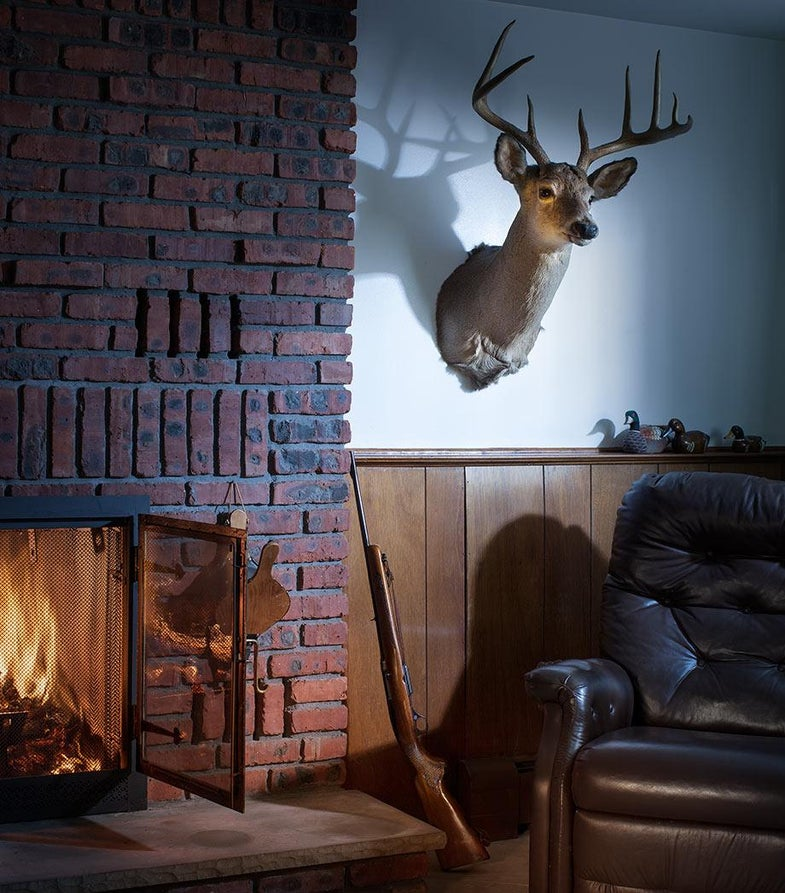 The Mount: Memories of a Father and His Old, Giant 9-Point