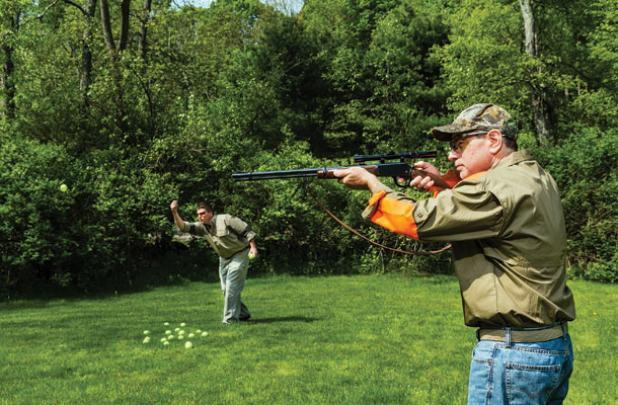 Gun Nut Challenge: The Scampering Squirrel