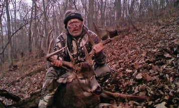 The 199-Inch Wisconsin Buck of Patience