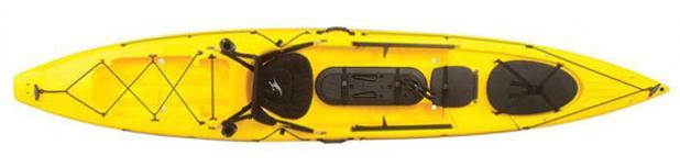 A sit on top fishing kayak is more popular among anglers.