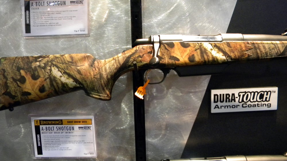 The Best New Shotguns from SHOT Show 2011