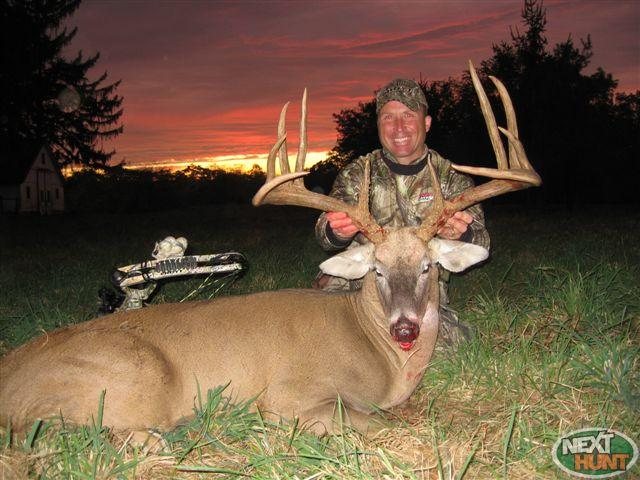Biggest Typical Buck of the Season May Already Be Down