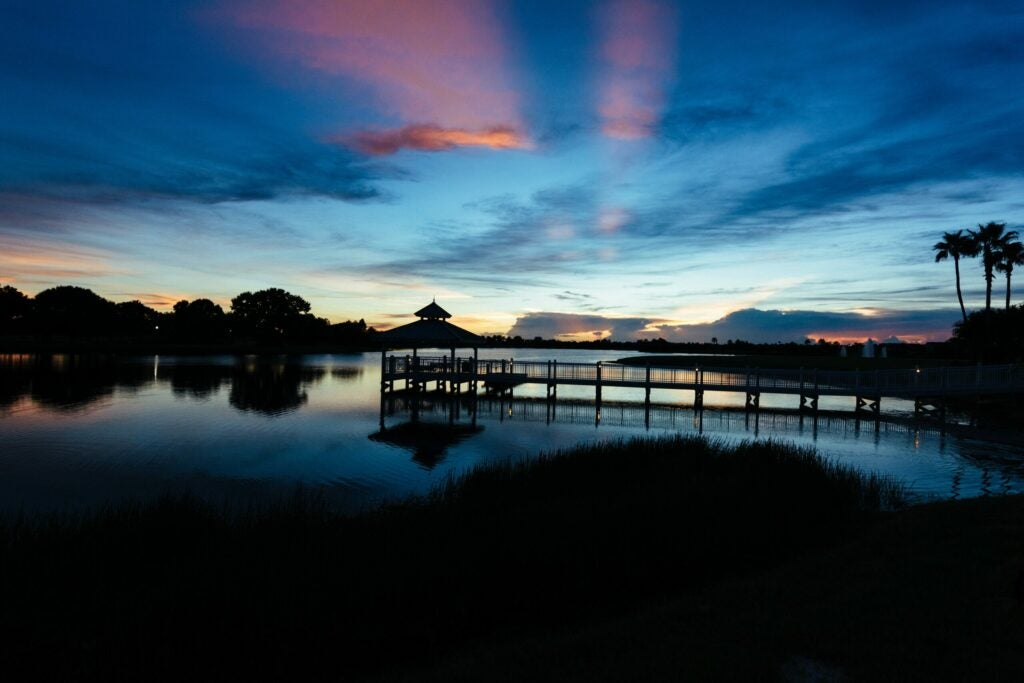 The St. Lucie River