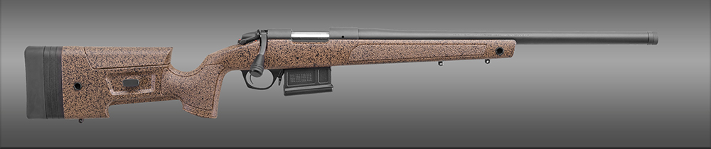 Bergara rifle