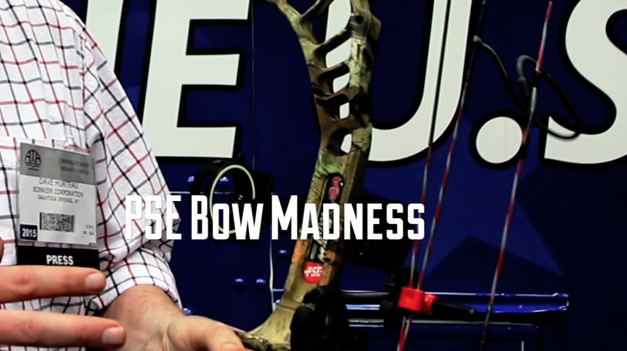 ATA Show First Look: PSE Bow Madness