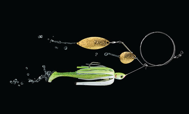 Four Ways to Optimize a Spinnerbait for Trophy Pike