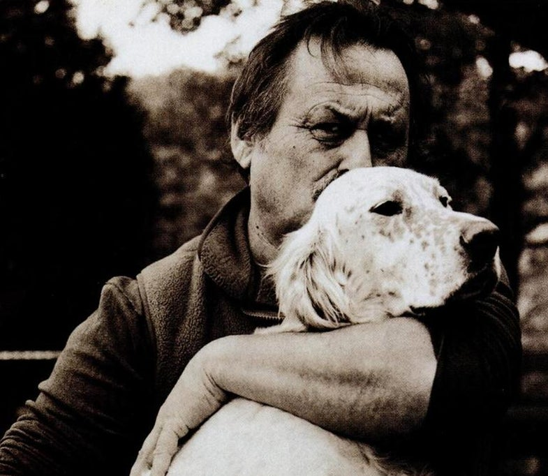 Jim Harrison: The Life of a Sportsman and the Lives of His Dogs