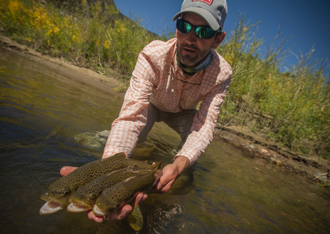 Caption Contest: Win two Scientific Angler Fly Lines