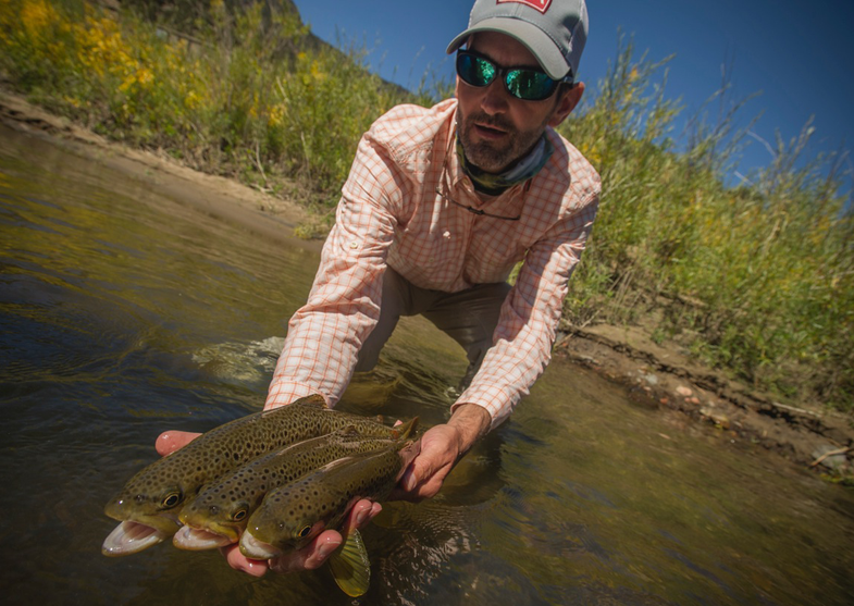 Caption Contest Winner: Two Scientific Angler Fly Lines