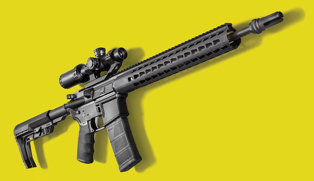 Bushmaster Minimalist SD Rifle