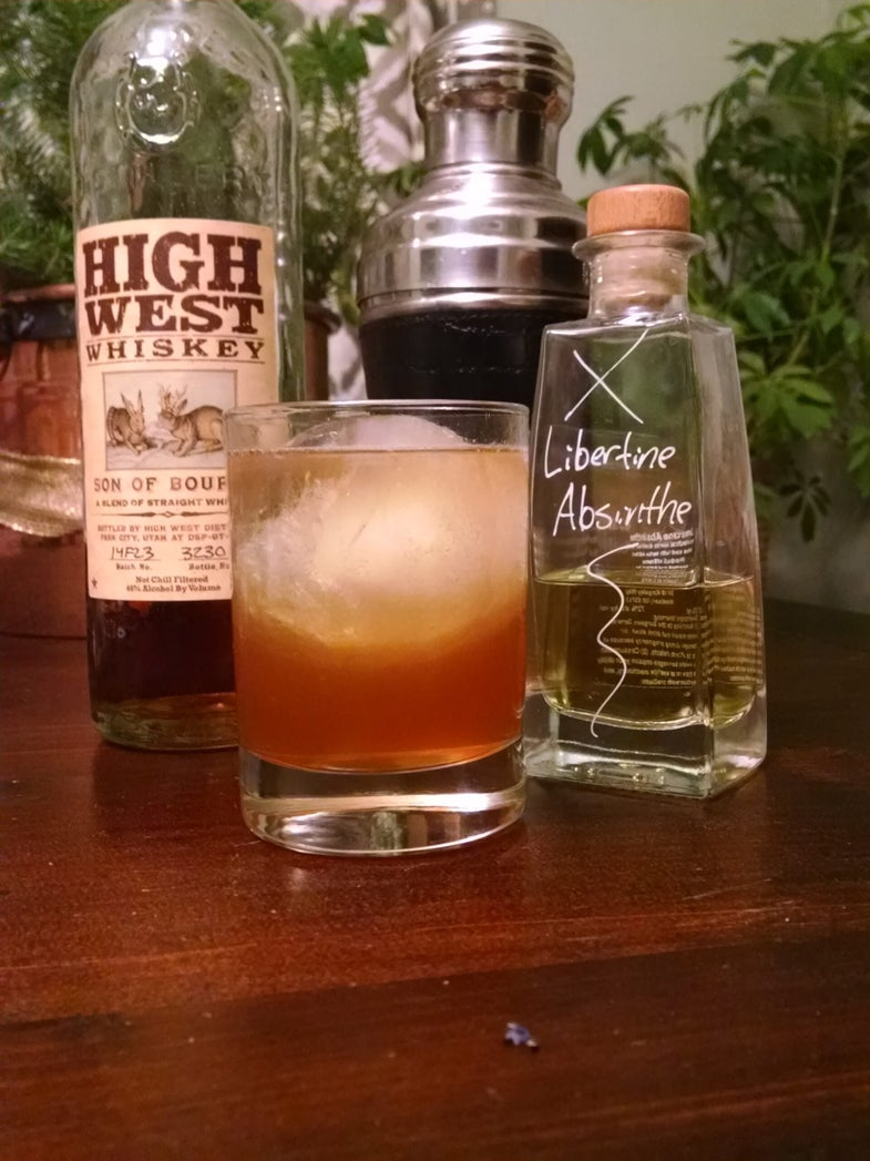 Whiskey Review: High West Son of Bourye
