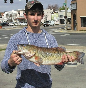 Florida Teenager Catches New State Record Shoal Bass