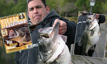 The Biggest Bass Ever