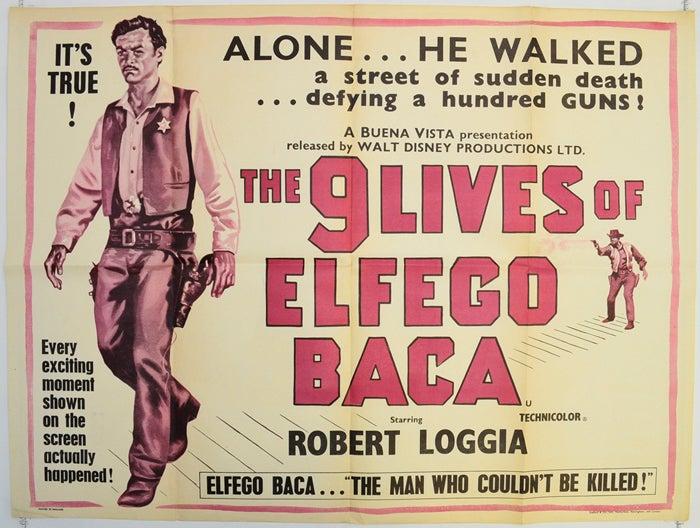 9 lives of elfego baca