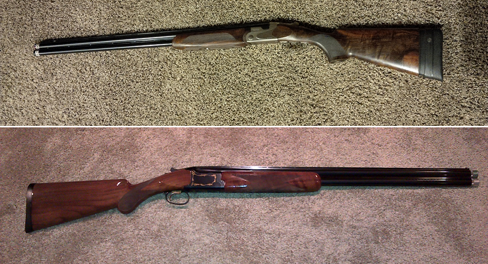 Gunfight Friday: Target Shotguns
