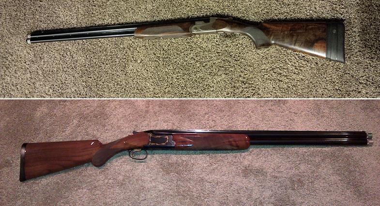 Gunfight Friday: Target Shotguns