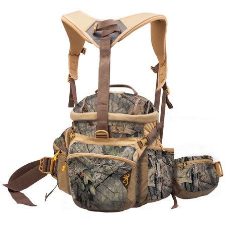 Gear, Hunting Gear, Browning Billy 1500 Lumbar Pack, David Draper