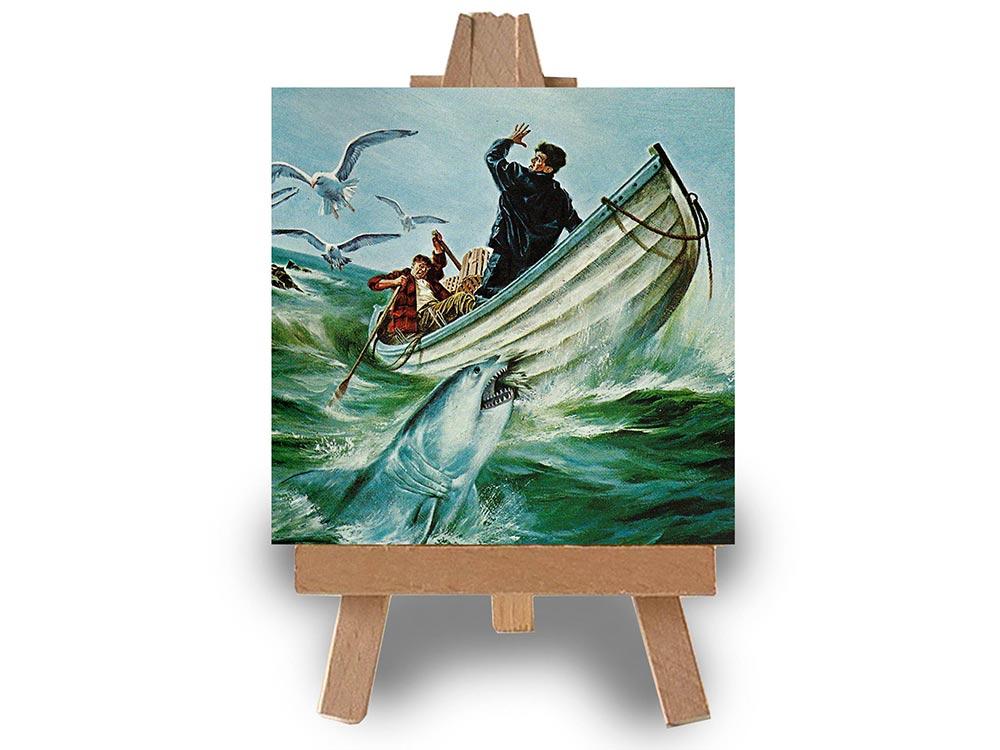 """Mini """"Cape Breton Boat Stalker"""" Art"""