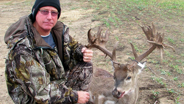 How The Nontypical Texas Archery Record Fell Twice In One Season