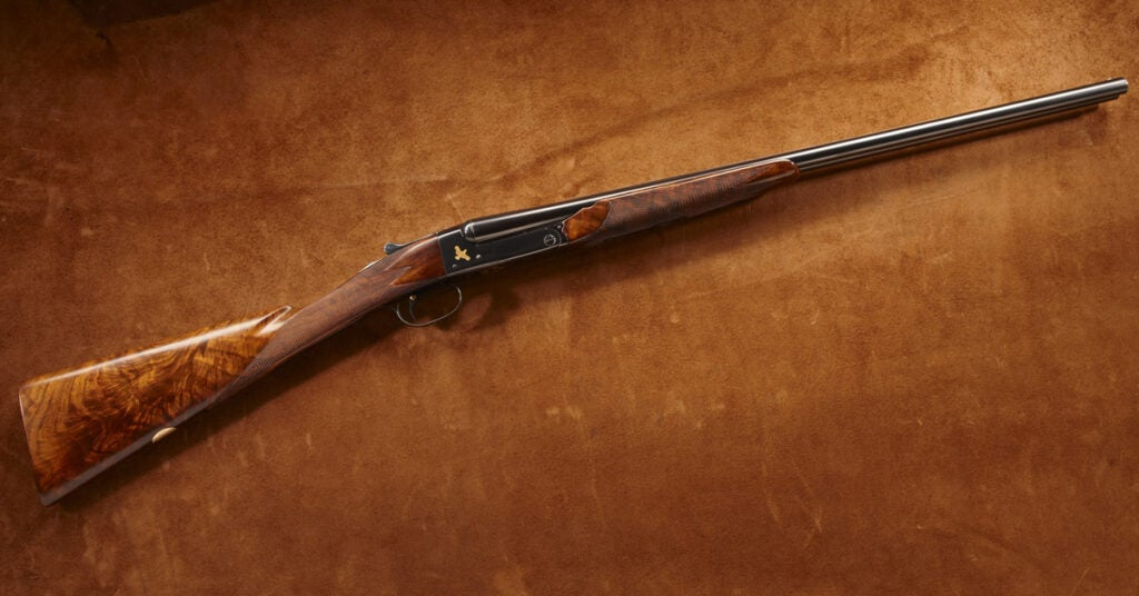 Dwight Eisenhower's Winchester Model 21