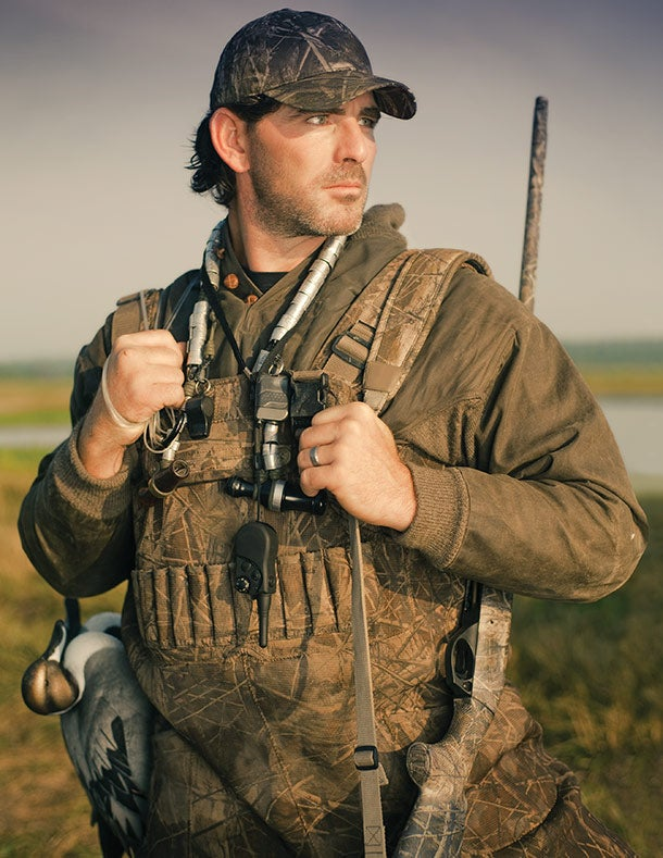 How I Hunt: Tony Vandemore on Dogs, Duck Habitat, and Teal Sandwiches