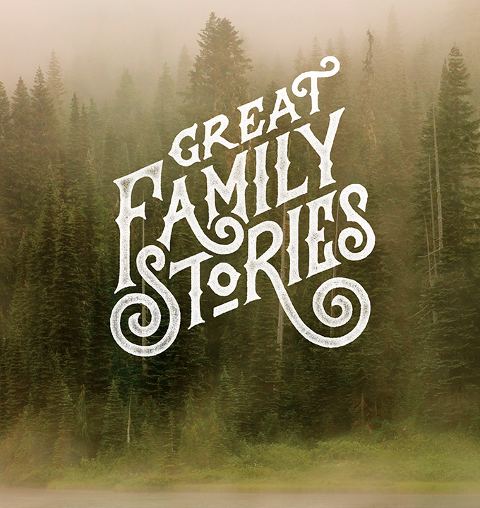 Great Family Stories: 15 Tales of Tradition and the Outdoors