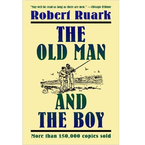 old man and boy book robert ruark