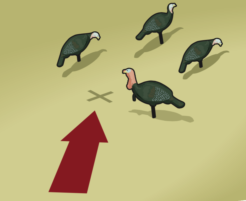 Turkey Hunting Tactic: Fake a Party