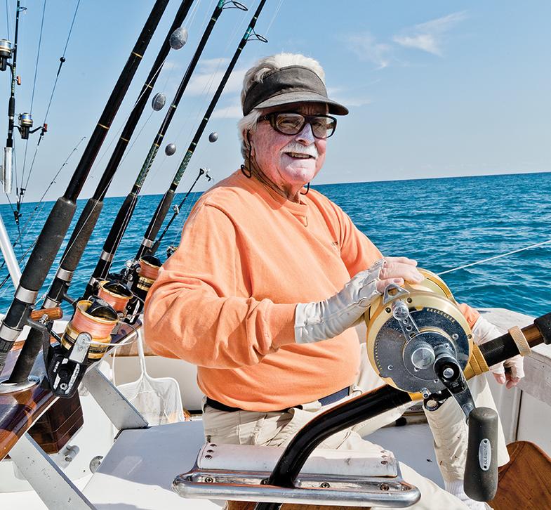 How I Fish: Richard Stanczyk