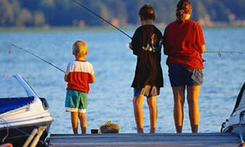 Family Fishing Vacations (Fear Not)