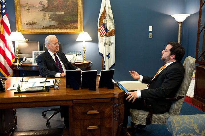 The F&S Gun Rights Interviews: Joe Biden, Vice President of the United States