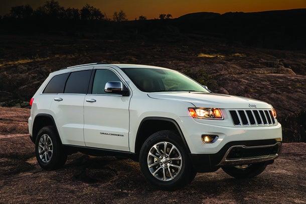 Best SUV of 2013: Jeep Grand Cherokee