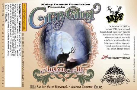 Beer for Deer: Drink Gray Ghost to Fund Mule Deer Conservation