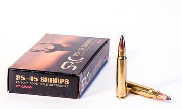 New AR Round: The 25-45 Sharps