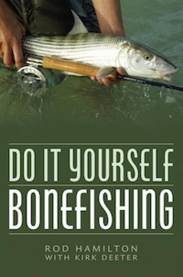 "Wish Granted: Fly-Fishing Fairy Godmother Awards ""Do-It-Yourself Bonefishing"" Book"
