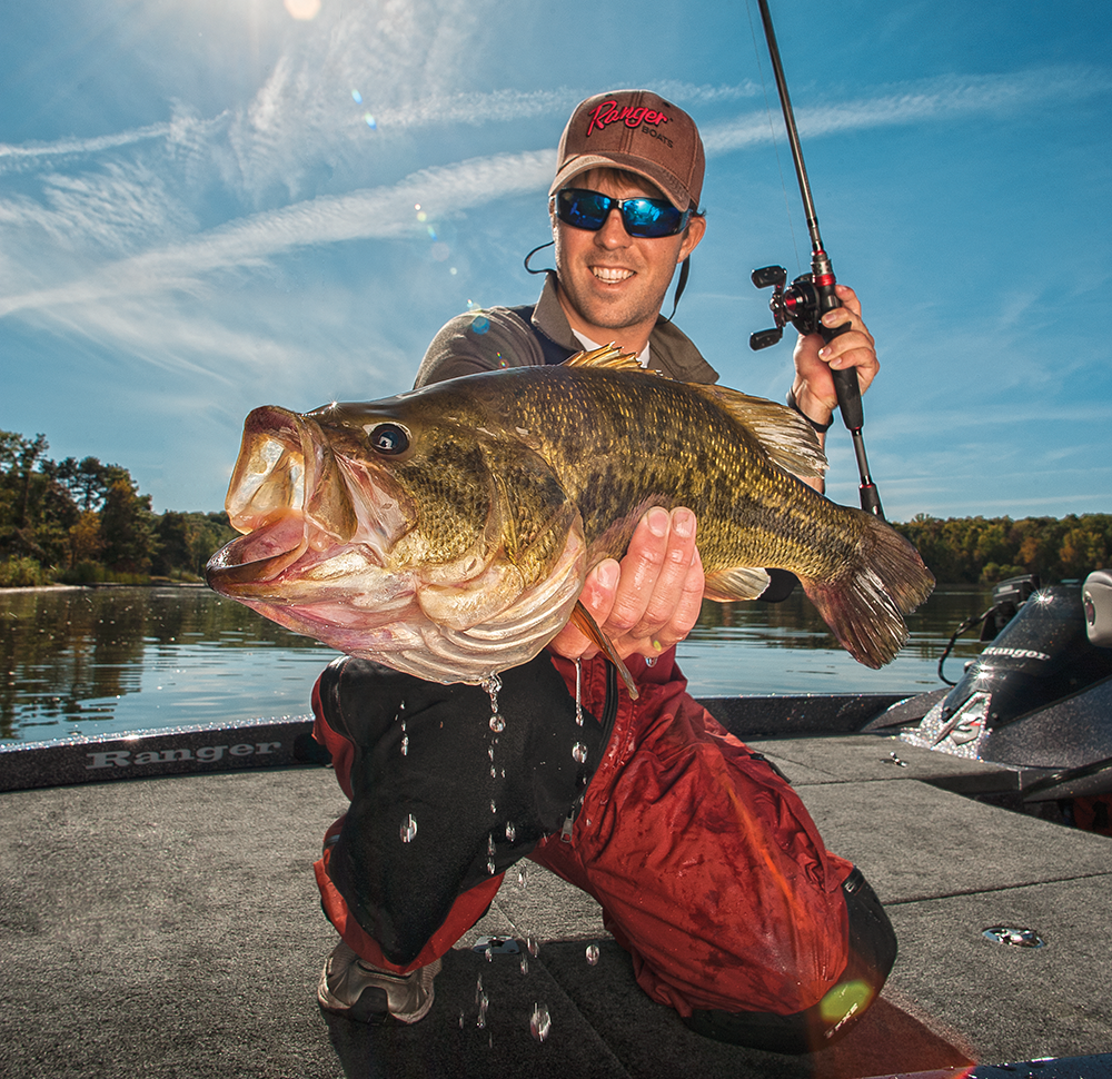 Do the Doodle Slide: How to Entice Suspended Bass