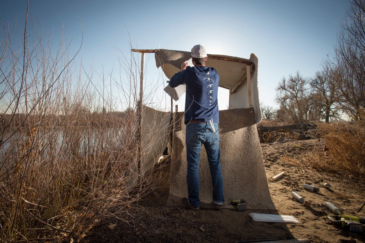 How to Build the Ultimate DIY Duck Blind