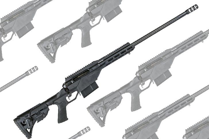 savage 110 ba stealth rifle