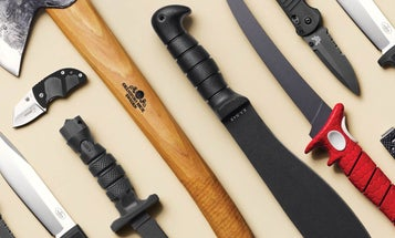Bonus Blades: 10 Essential Tools for Hunting, Fishing, Camping, and Survival
